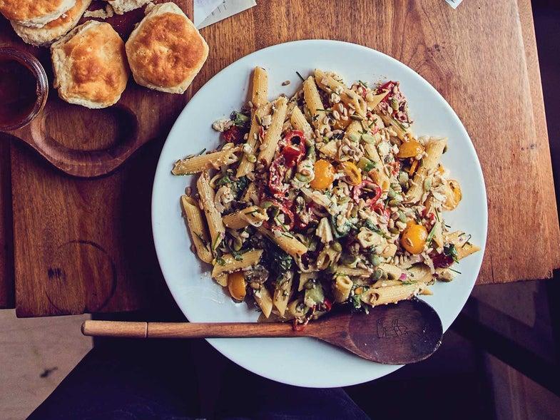 William Hereford Pasta Salad
