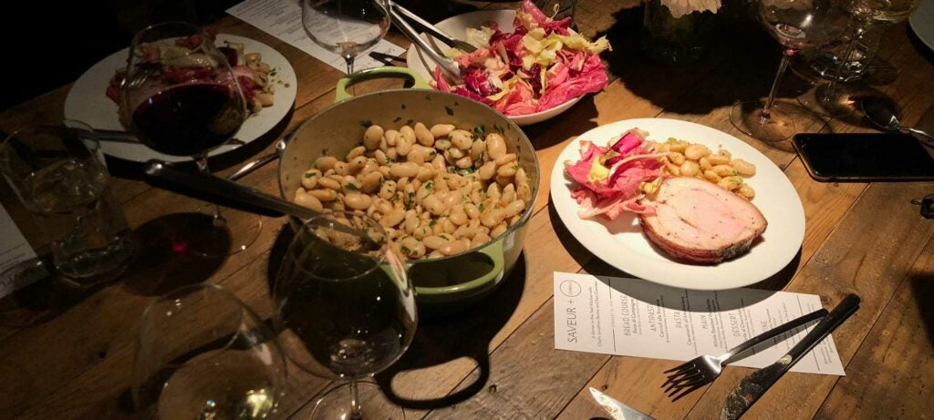 Saveur Supper with Chef Jonathan Benno