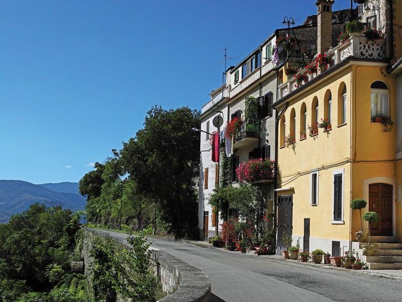 Abruzzo L'Aquila Ofena