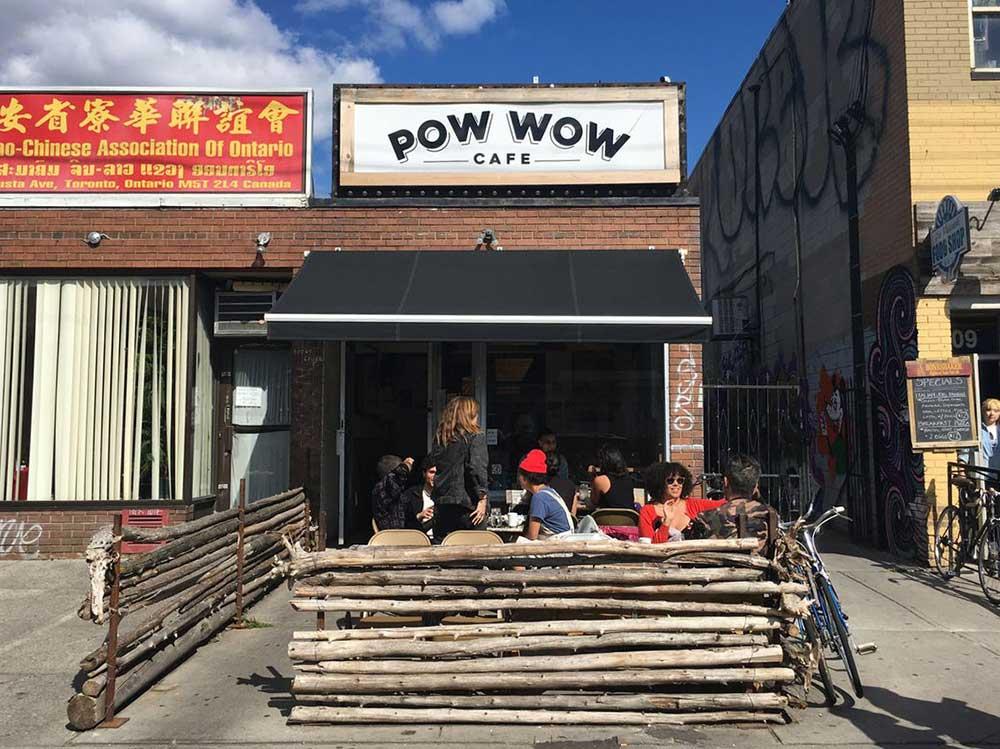 Pow Wow Café