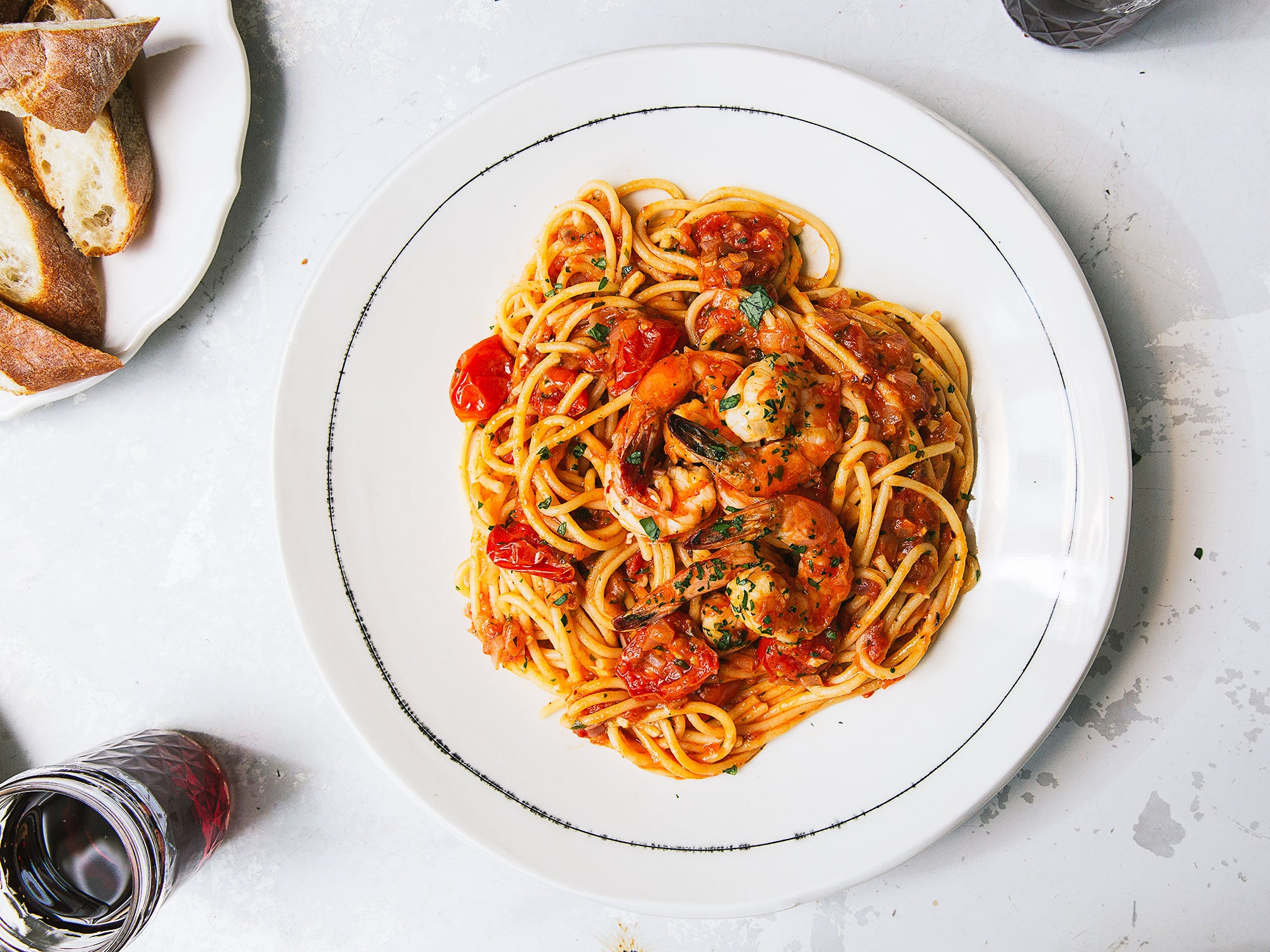 Our Best Seafood Pastas