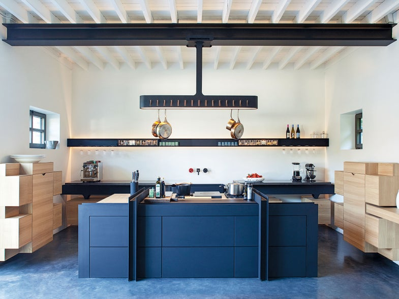 Kitchen Design Without Borders