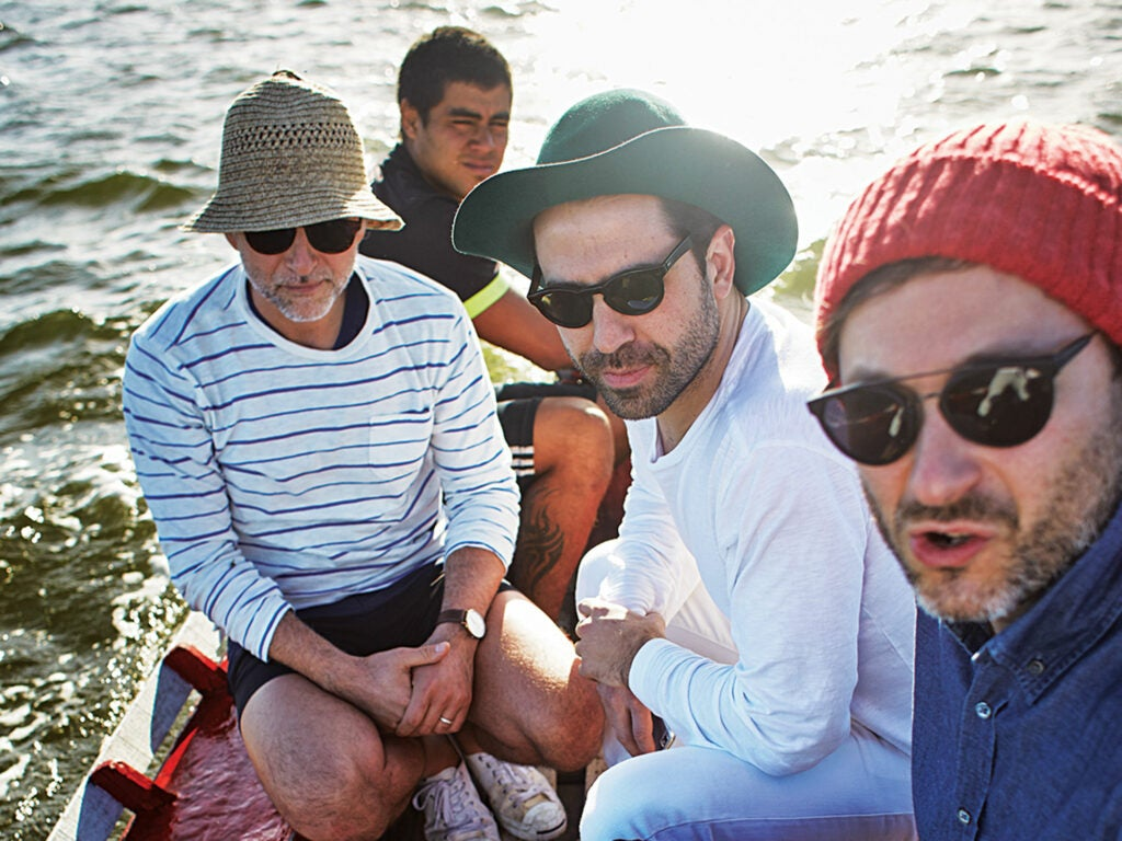 Uruguay Choppy Dingy Ride