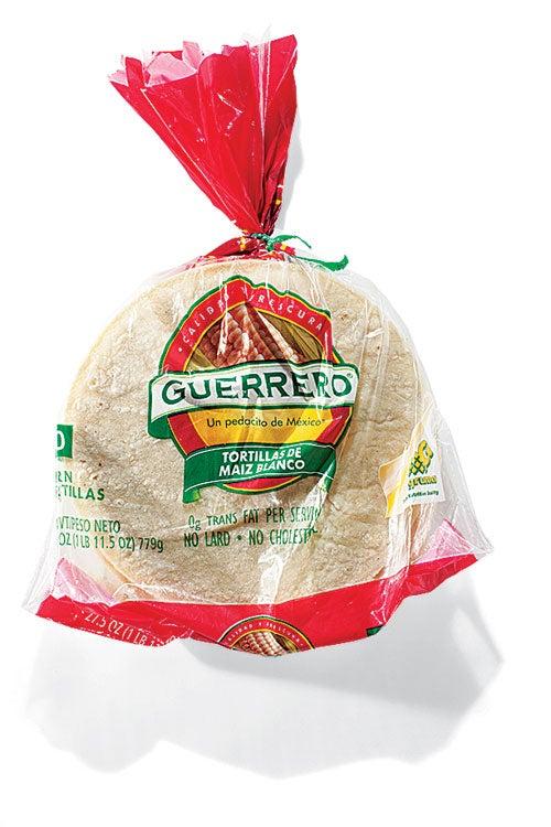 Guerrero Tortillas de Maiz Blanco