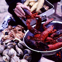 How to Prepare a Lobster Bake