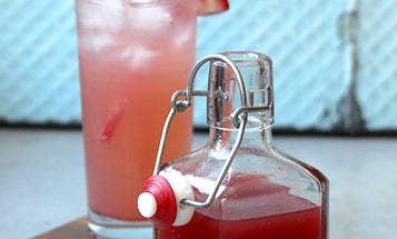 Preserve the Season: Chile-Spiced Strawberry Syrup