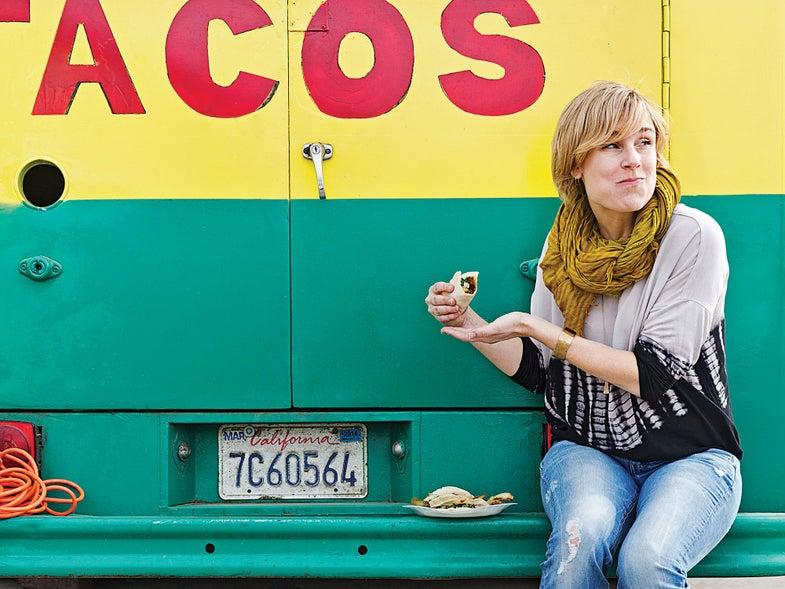 Sara Deseran, California Taco Road Trip