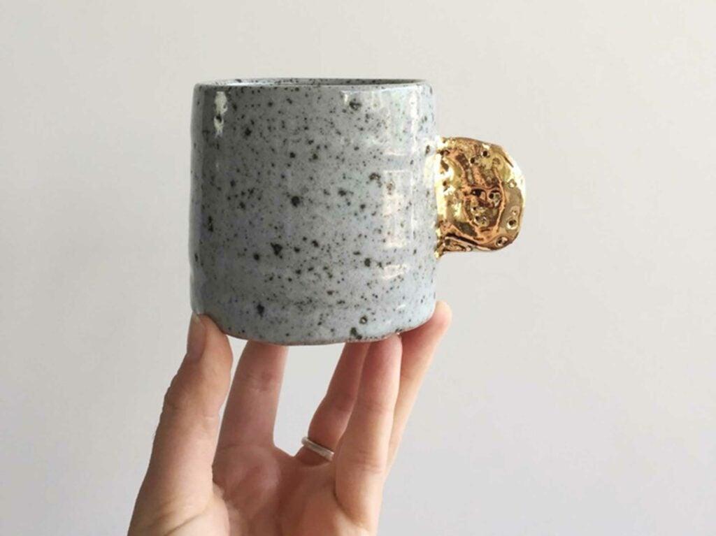 Bridget Bodenham ceramic mug