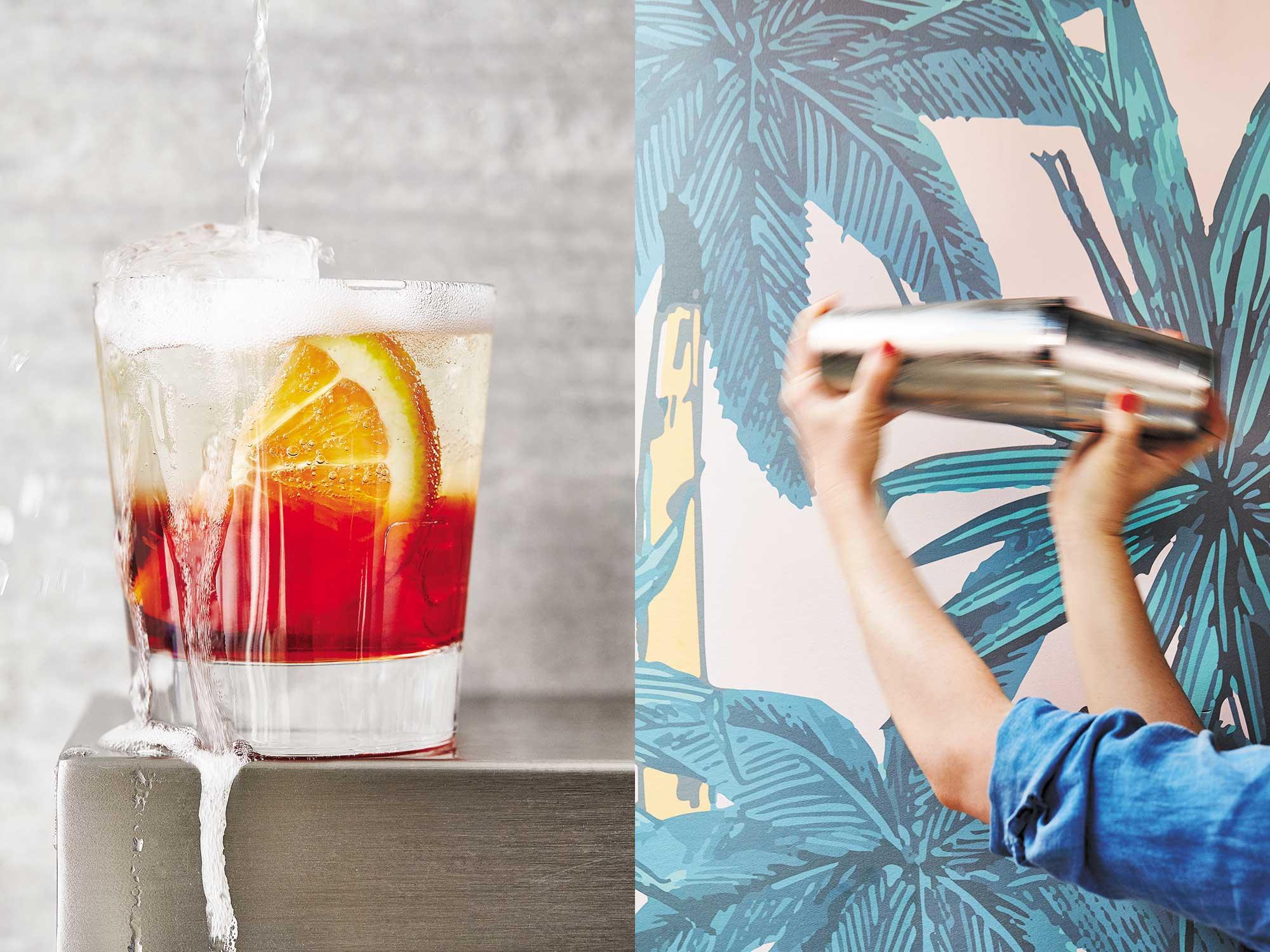 Spritz cocktail book