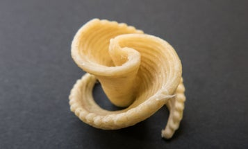 3D Printers Make Incredible Pastas Your Nonna Could Only Dream About