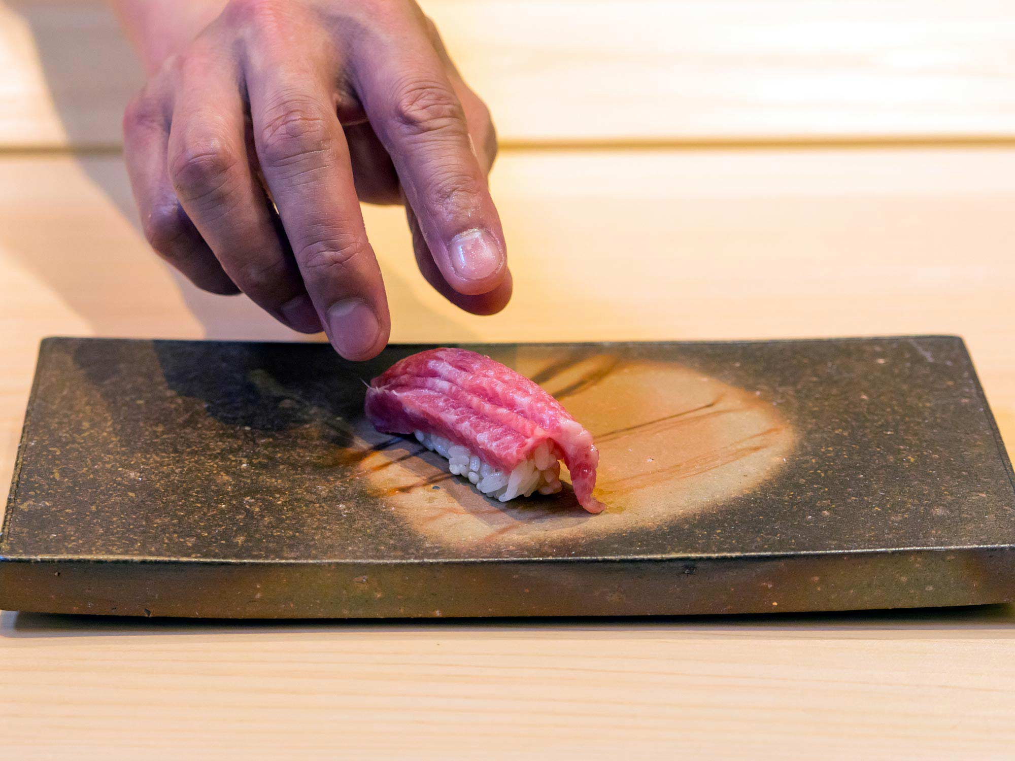 "How the Centuries-Old Japanese Tradition of ""Aged Sushi"" is Evolving in America"