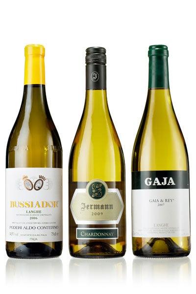 Italian Chardonnays