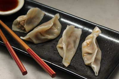 A Dumpling Feast for Chinese New Year