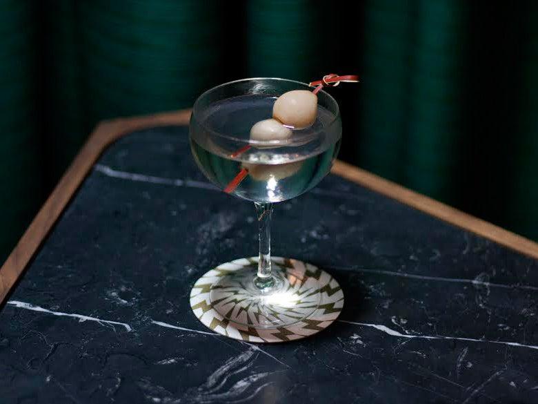 Midnight Rambler martini