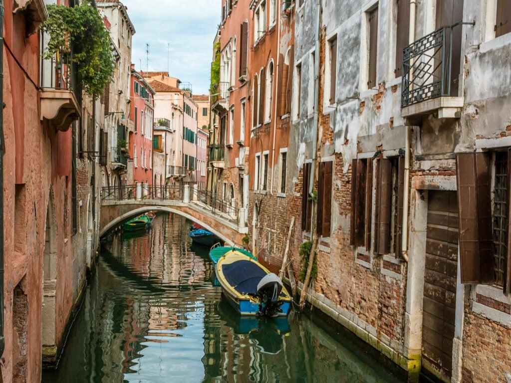 Venice Quiet Canal