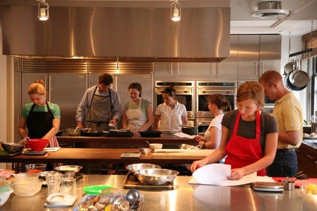 SAVEUR's New Test Kitchen