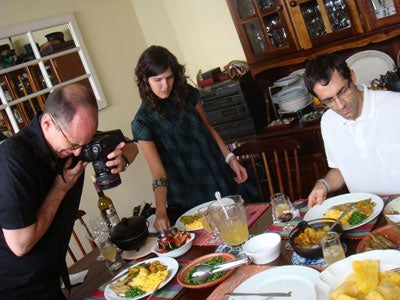 Eating in Brazil: SAVEUR's James Oseland in São Paolo