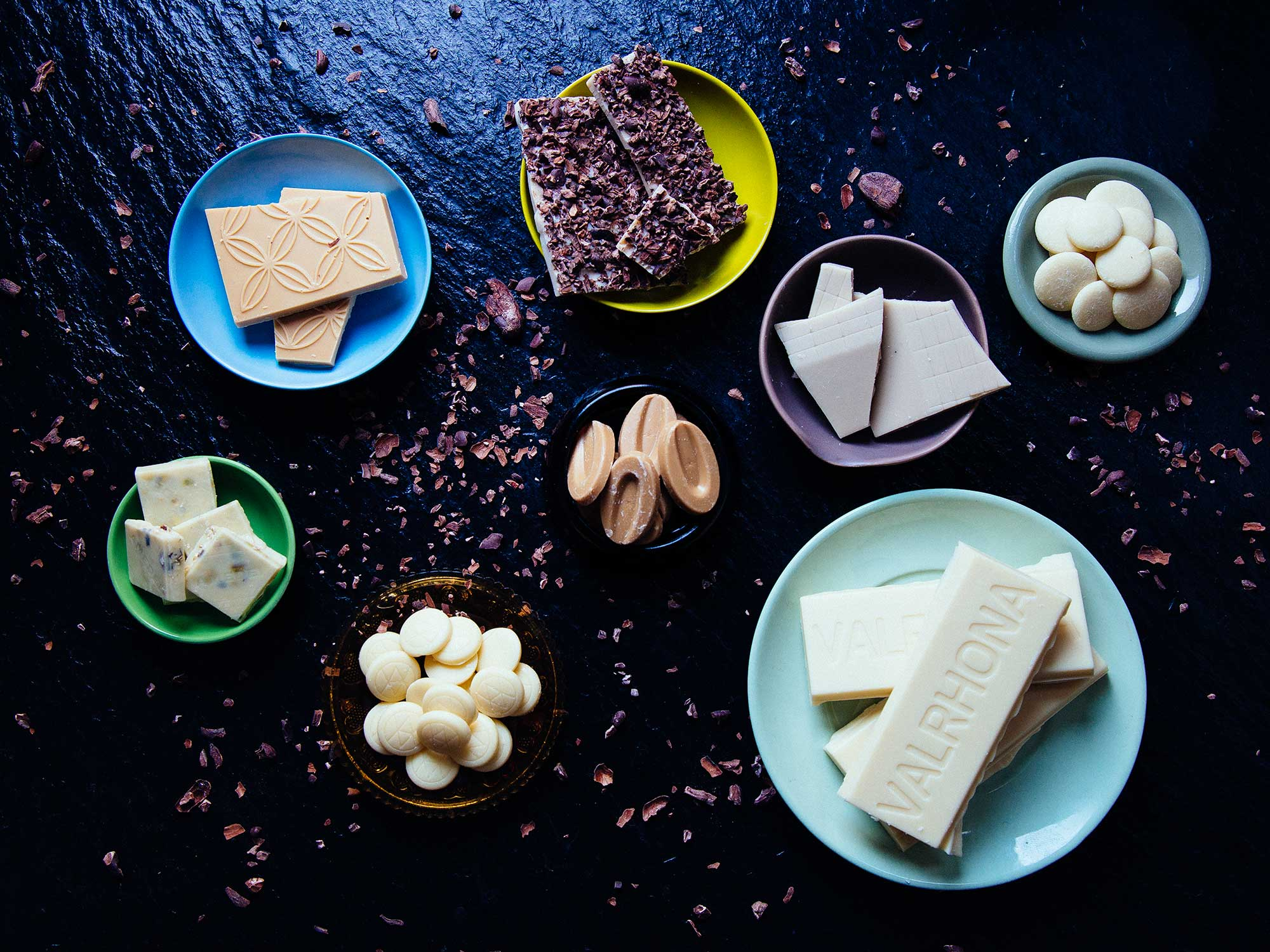 The World's Best White Chocolates Deserve Your Respect