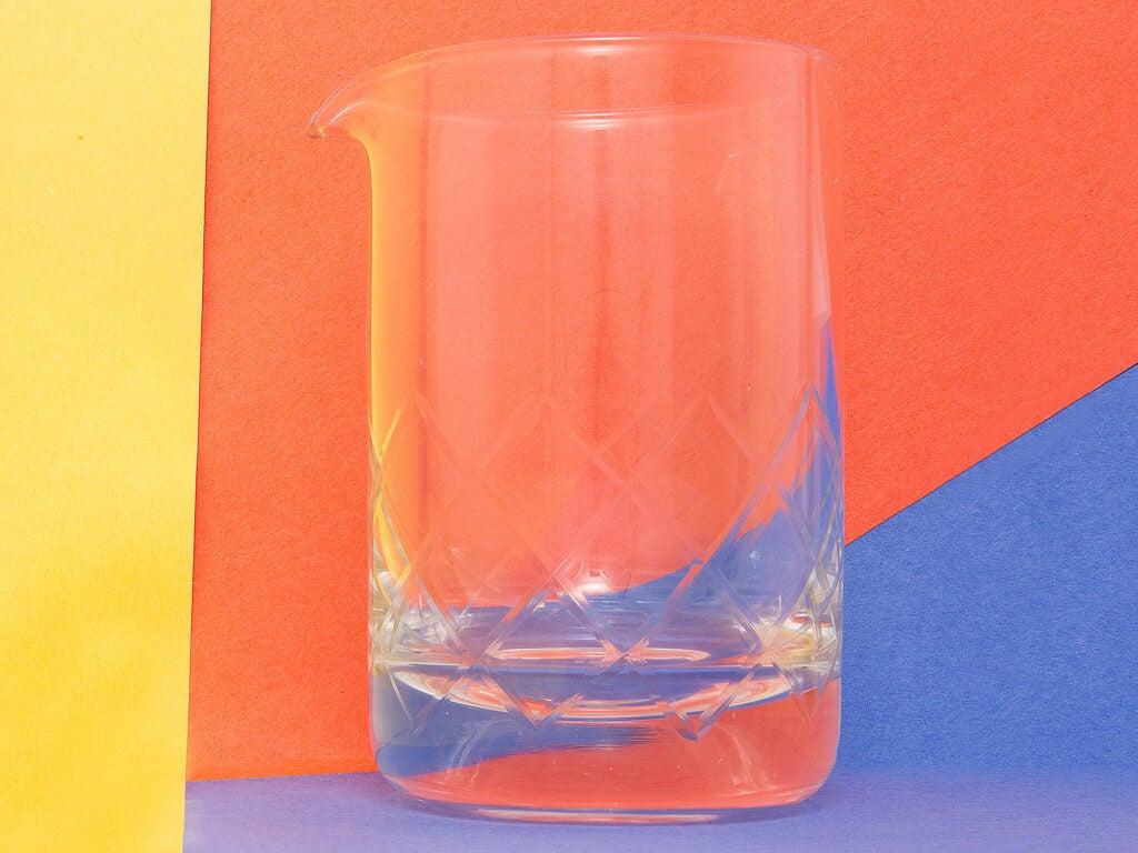 Martini, Toolkit, Yarai Mixing Glass