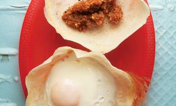 Party Food: Sri Lankan Hoppers