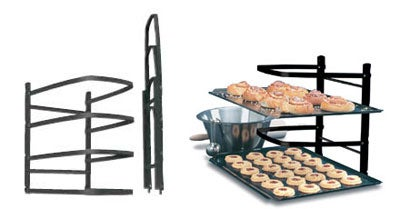 Collapsible Cooling Racks
