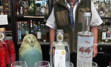 This Ex-Detective is Now Making Absinthe on the French Border