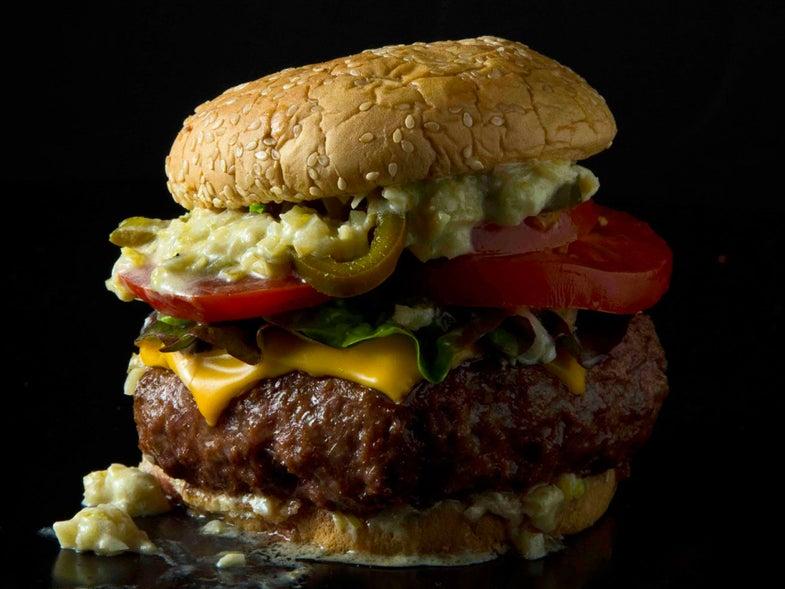 ultimate cheeseburger recipe