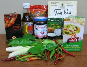 Thai Cafe Kit