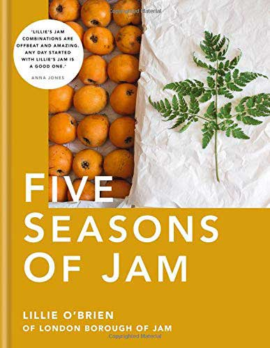 Five Seasons of Jam Cookbook
