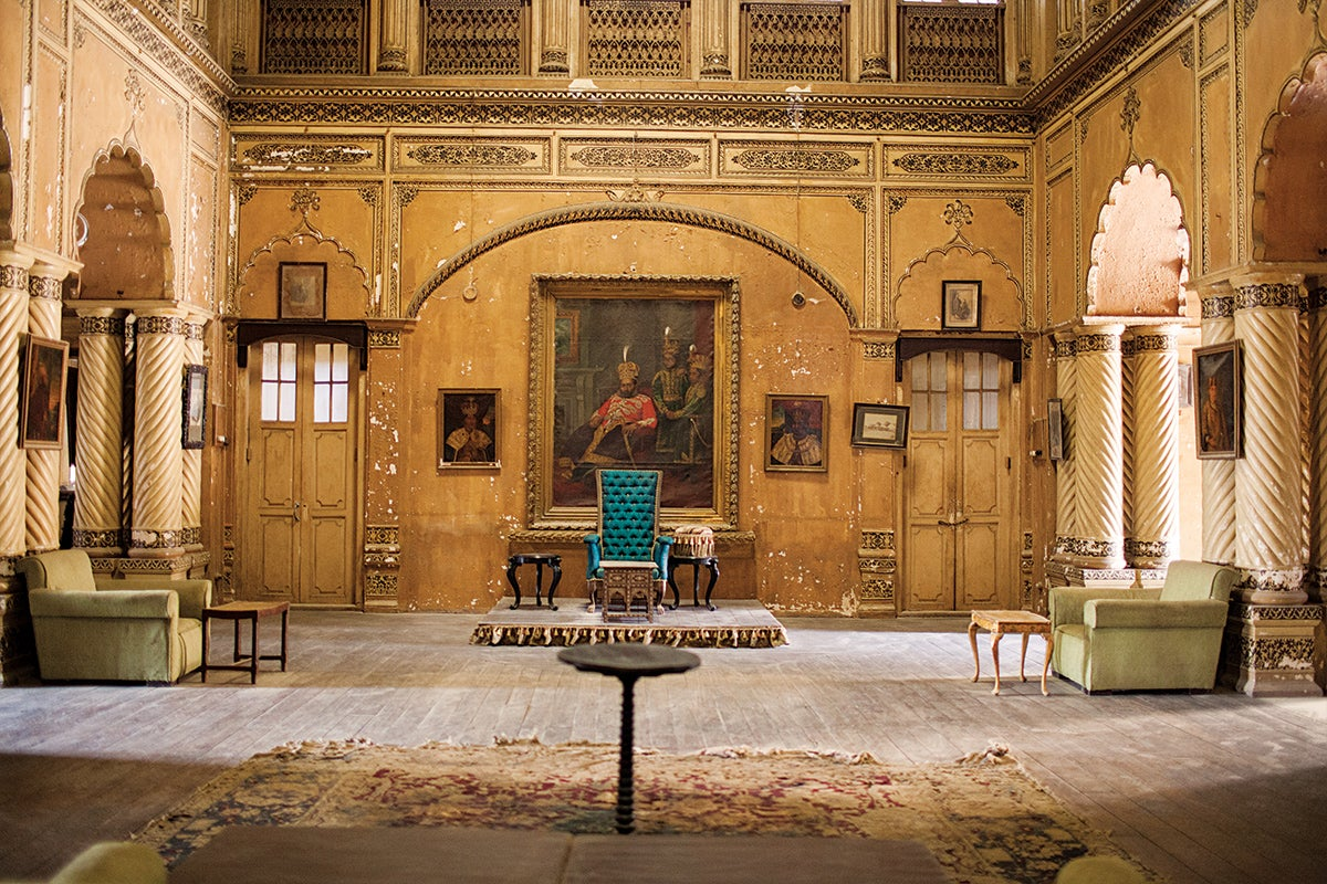 lucknow drawing room