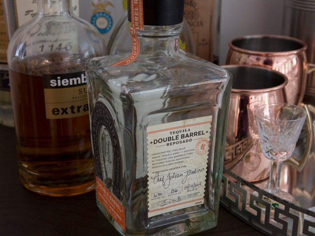 Julian Medina Tequila