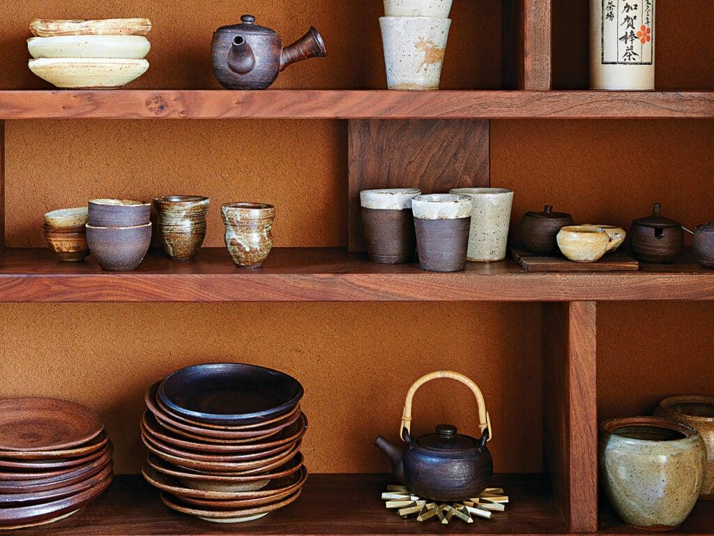 Japanese kitchen ceramics