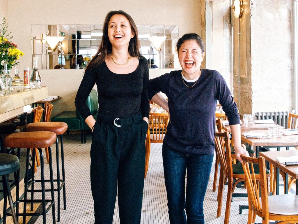 Tatiana and Katia Levha