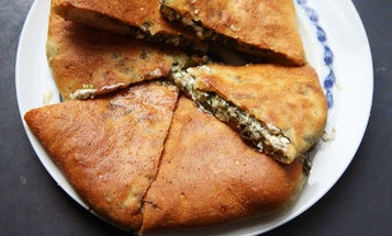 These Super-Stuffed Ossetian Pies are the Perfect Winter Meal