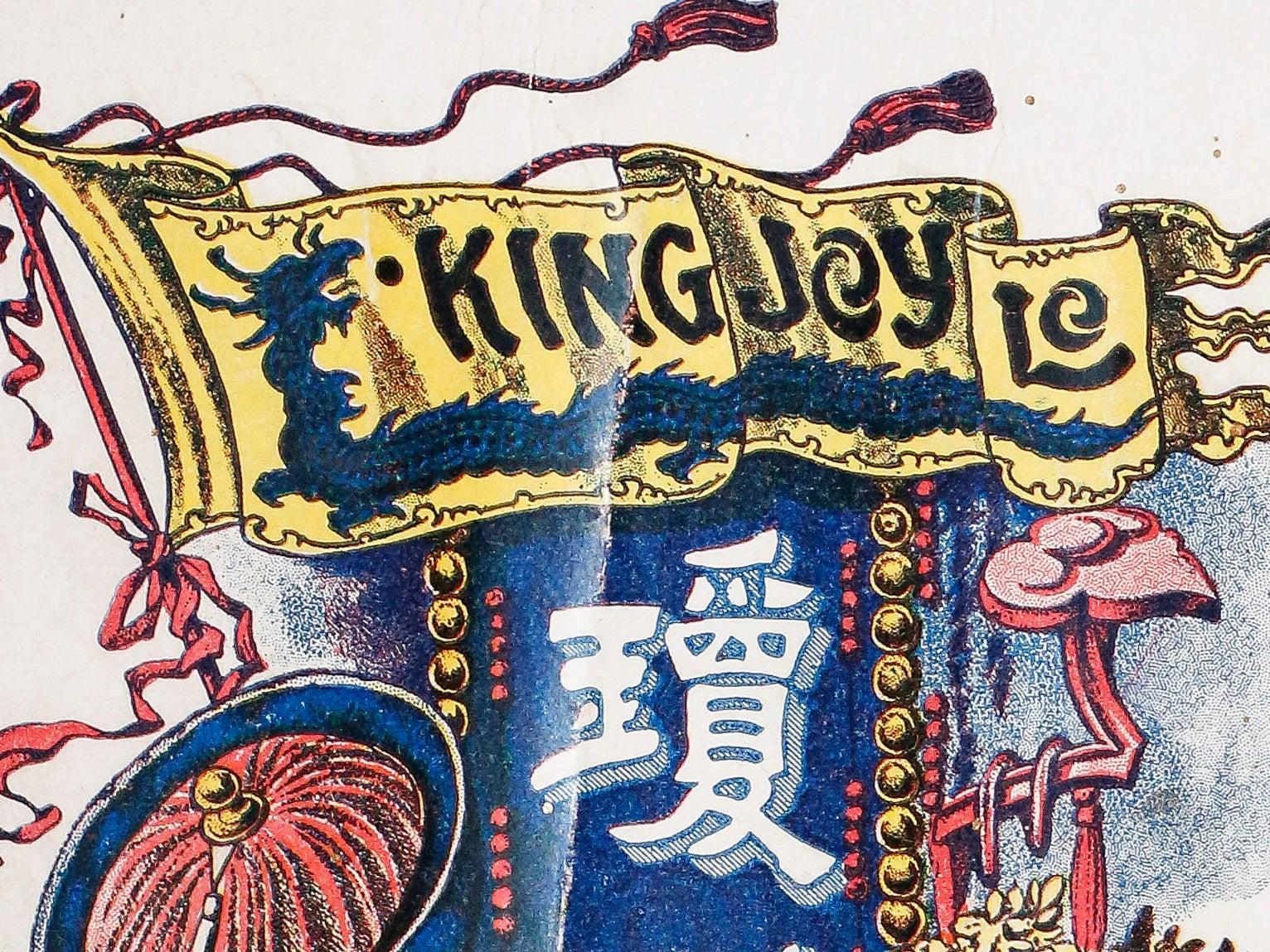 Century-Old Menus Illuminate the Glory Days of American Chinese Food
