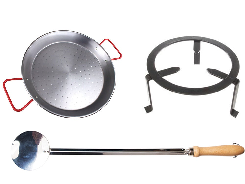 paella tools