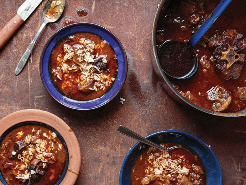 Oxtail Gumbo