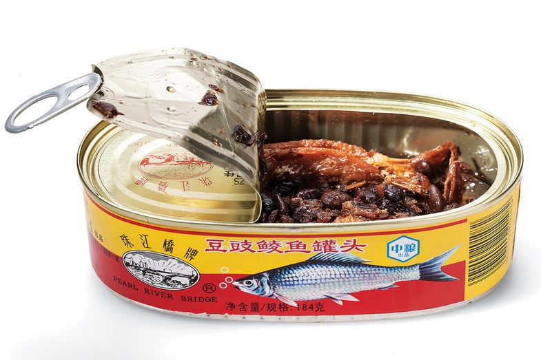 Canned Black Bean Dace