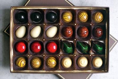 Seven Deadly Sins Chocolates