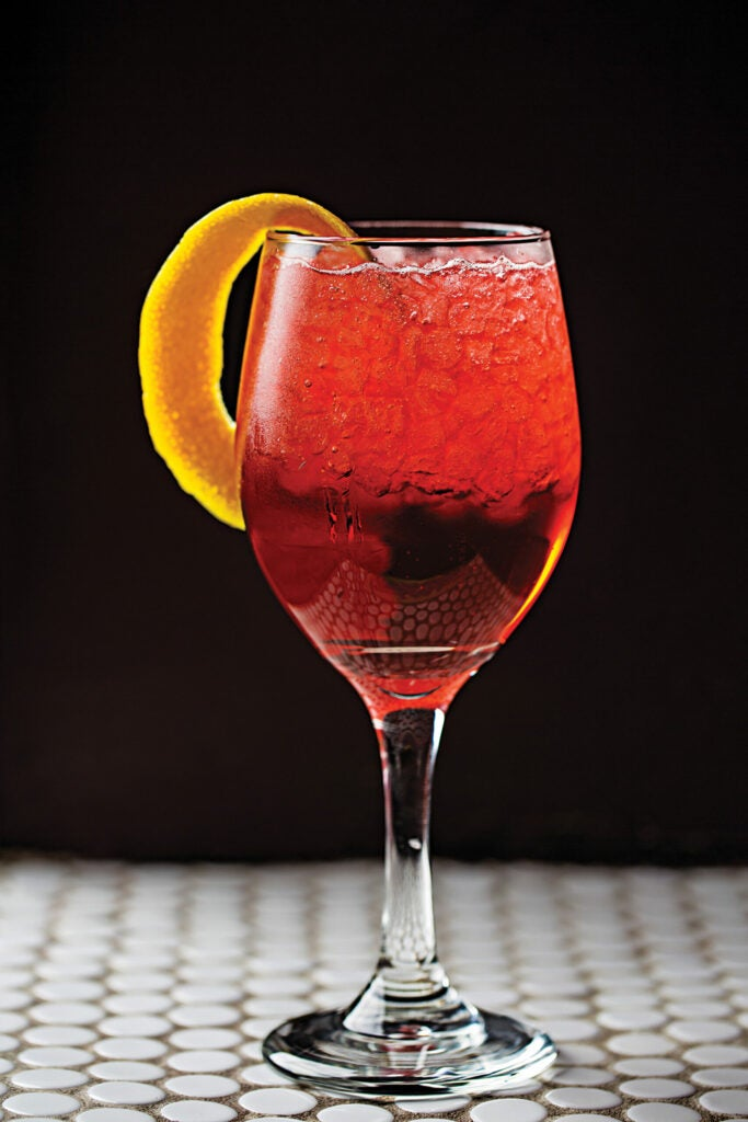 Bicicletta Vermouth Cocktail