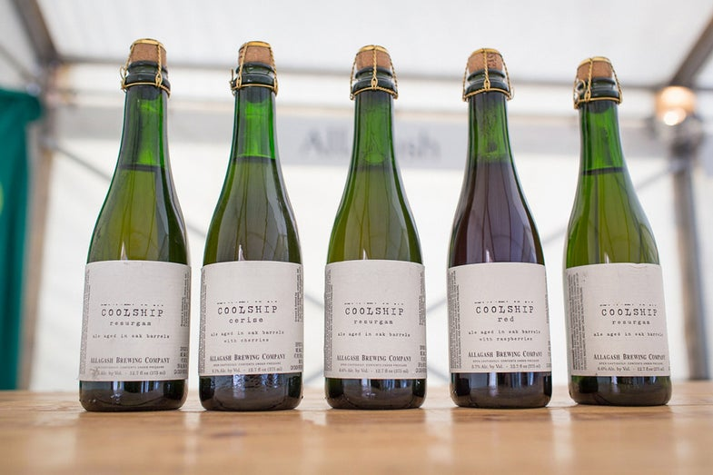 """The Brew: Allagash Brewing Company's Spontaneous """"Coolship"""" Beers"""