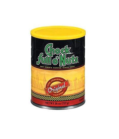 Chock Full O'Nuts Original