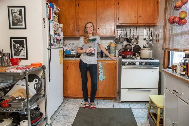 I Love My Kitchen Because: Judy Haubert
