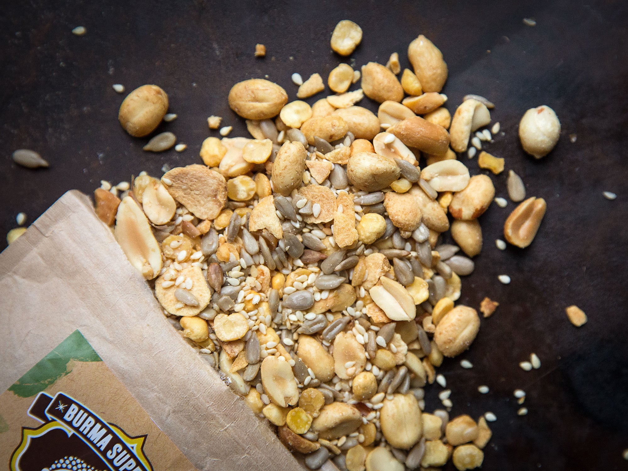 Sneak These Nutty Burmese Crunchies On Pretty Much Everything