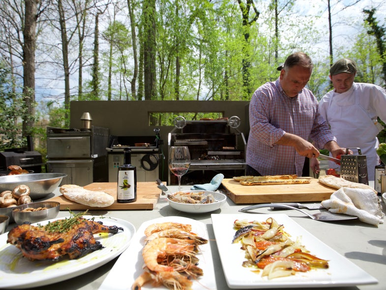 How Chef José Andrés Celebrates the Fourth of July