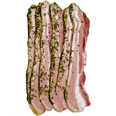One Good Find: Spice-Rubbed Bacon