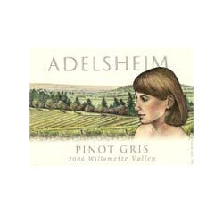 Adelsheim, Willamette Valley (Oregon) Pinot Gris 2006