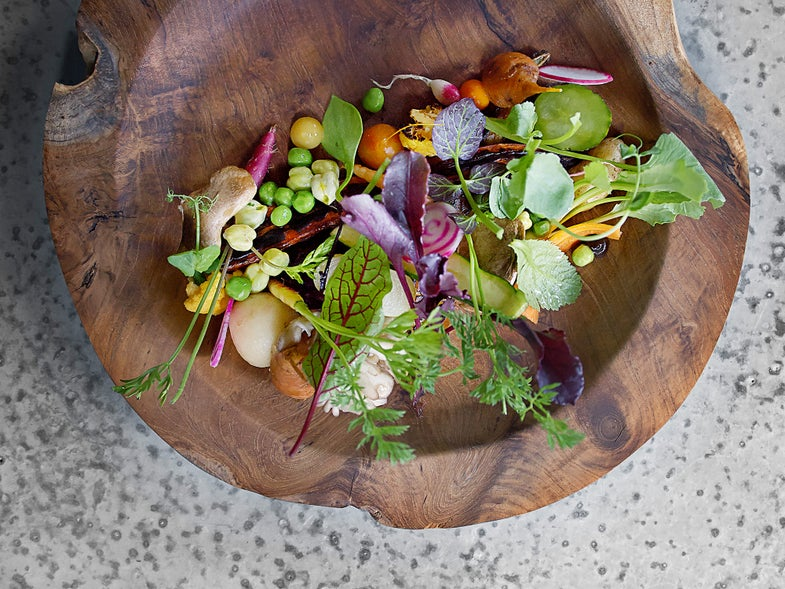 The Ultimate Farm to Table