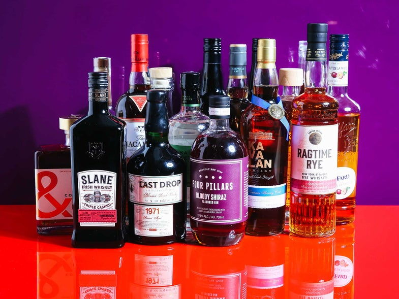 The Best New Spirits and Liqueurs of 2017