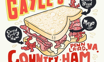 Virginia's Unsung Country Ham Shop Sells a Life-Changing Sandwich